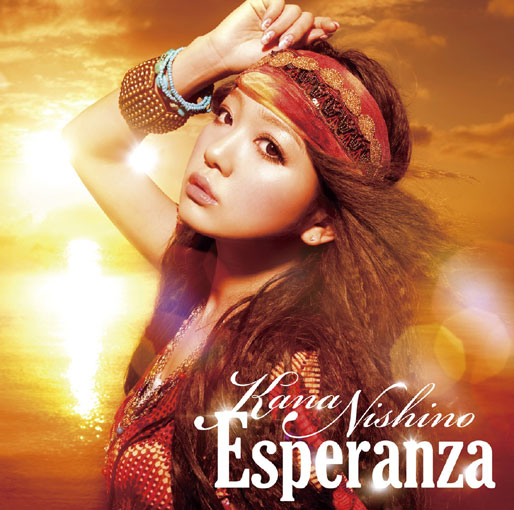 Kana Nishino – Esperanza Single Album Cover37