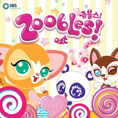 Zoobles OST Cover42