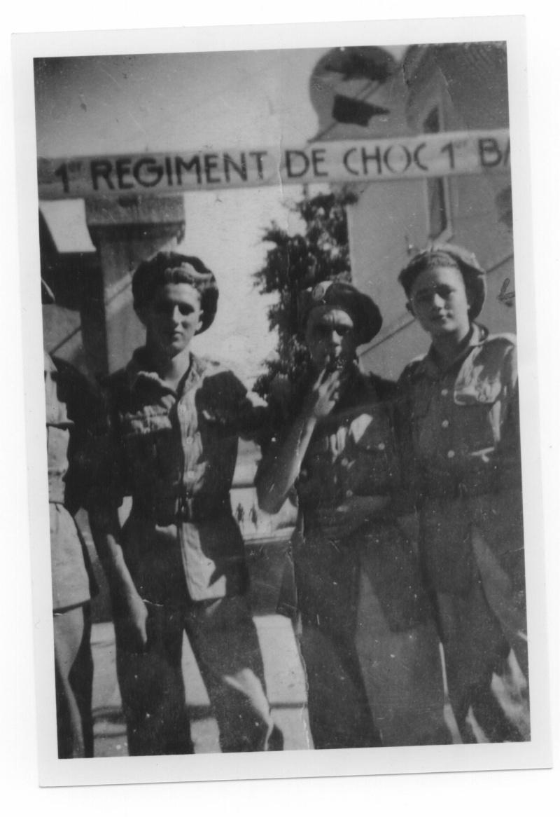 HIROUX Claude 207.578 62-2b 1° et 11° Bataillon Parachutiste de Choc Photo_14