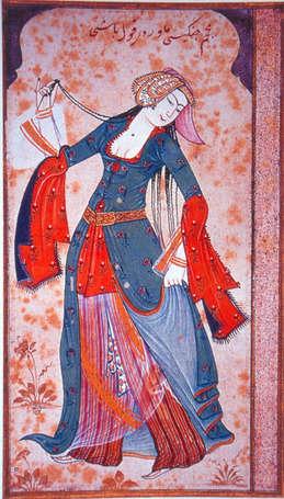 15th century Turkish Women's Clothing 03-ace10