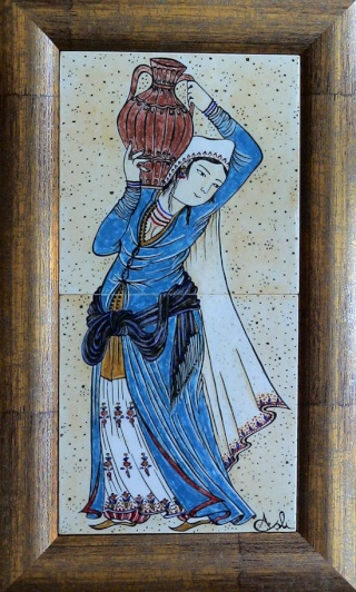 15th century Turkish Women's Clothing B91710