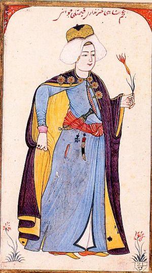 15th century Turkish Men's Clothing Calend10