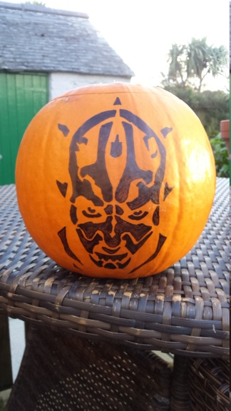 THE 3rd ANNUAL TXI STAR WARS PUMPKIN CARVING CONTEST 20181016