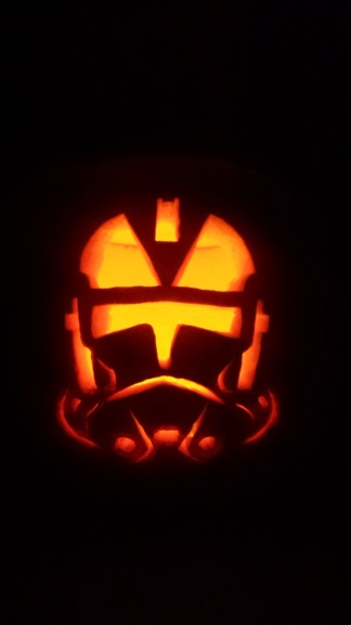 THE 3rd ANNUAL TXI STAR WARS PUMPKIN CARVING CONTEST 20181020