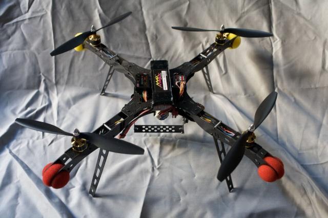 Les Mutli-rotors des membres du club Img_1113