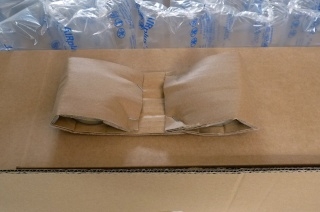 sportwaffen -  j'ai reçu mon colis sportwaffen-schneider HW77 P1020912