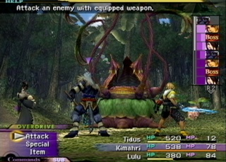 [TEST] Final Fantasy X (ps2) Combat11