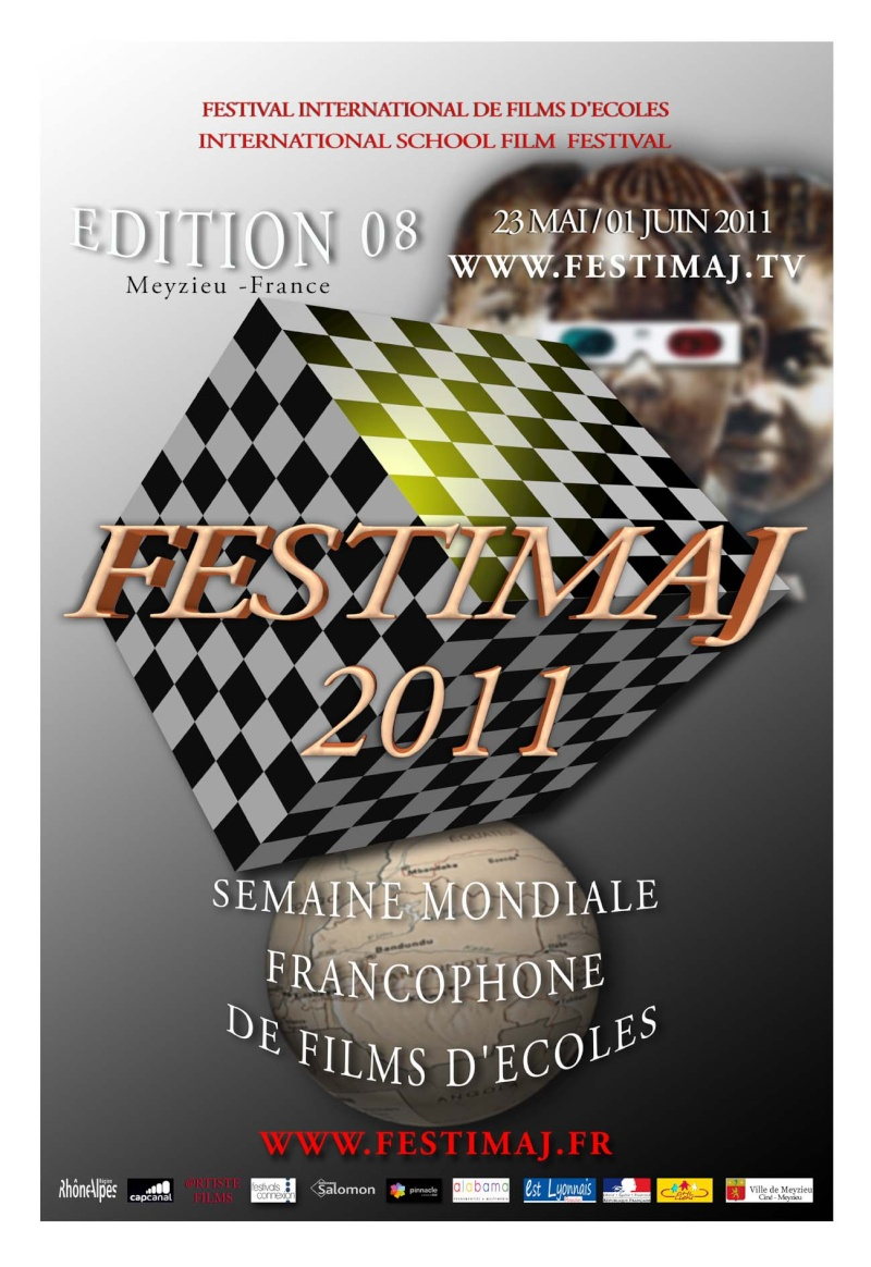 Festimaj - Semaine mondiale et francophone de films d'écoles  Flyer_13