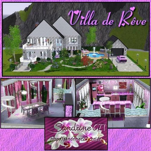 Présentation de Fantasy Sims Villa_10