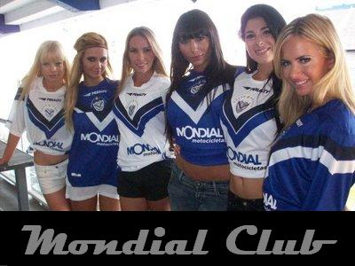 Club Mondial Motorcycles