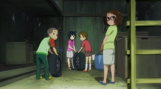 [ANIME/MANGA/FILM/DRAMA] Ano Hi Mita Hana no Namae wo Bokutachi wa Mada Shiranai. (AnoHana) Sans_t13