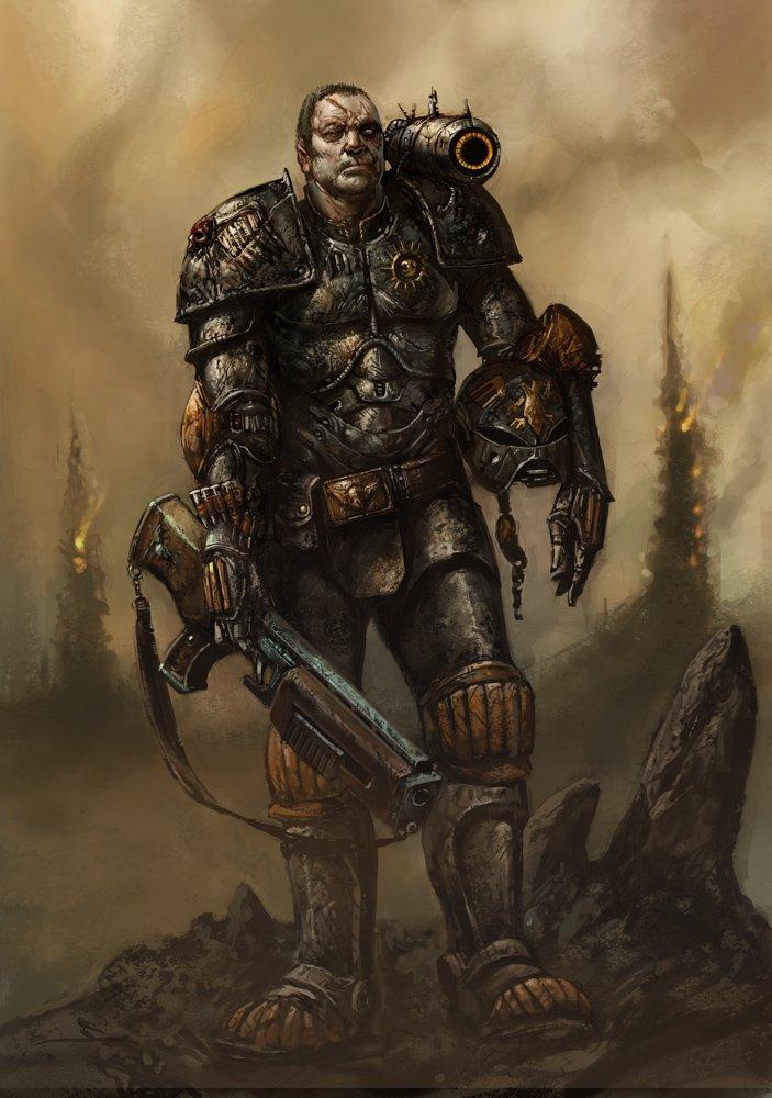 Un petit mix d'image trouver dans une tanière Ork! Adeptu11