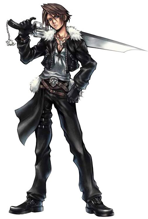 Squall Leonhart Squall10