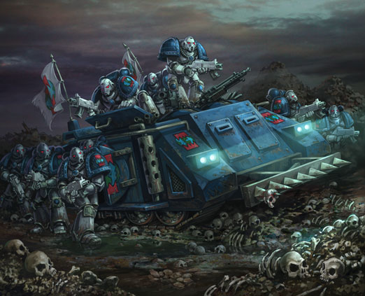 The Horus Heresy Collected Visions Hh_com10