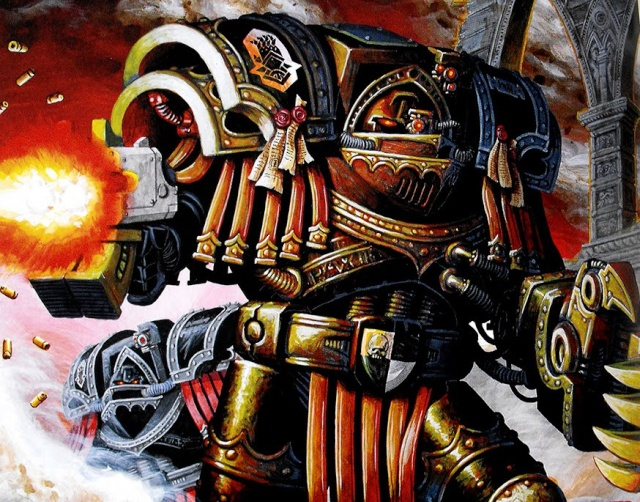 The Horus Heresy Collected Visions Iron-h11
