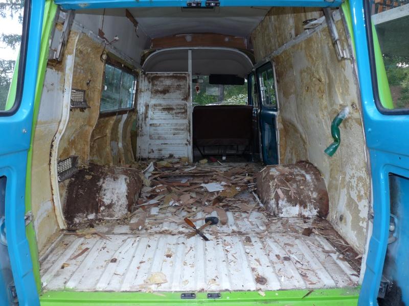 [MK2]mon beau camion en totale rénovation! Camion18