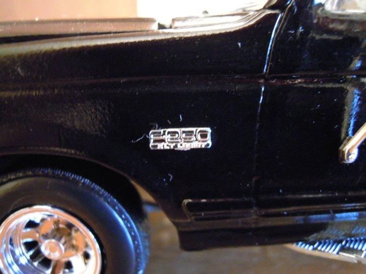 Ford F250 7,5L (monogram) 16613410