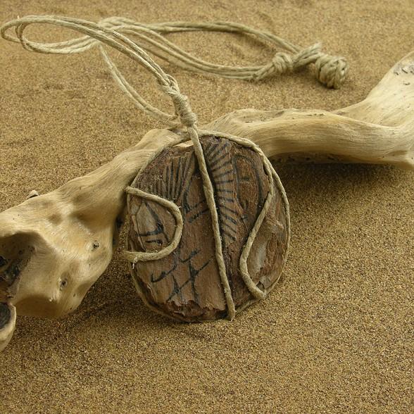 Legno, corda e conchiglie… Ci_00111
