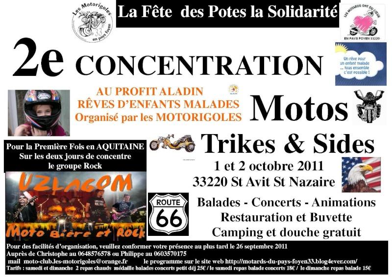 concentration Motos caritative en gironde 1 et 2 oct 2011 Concen10