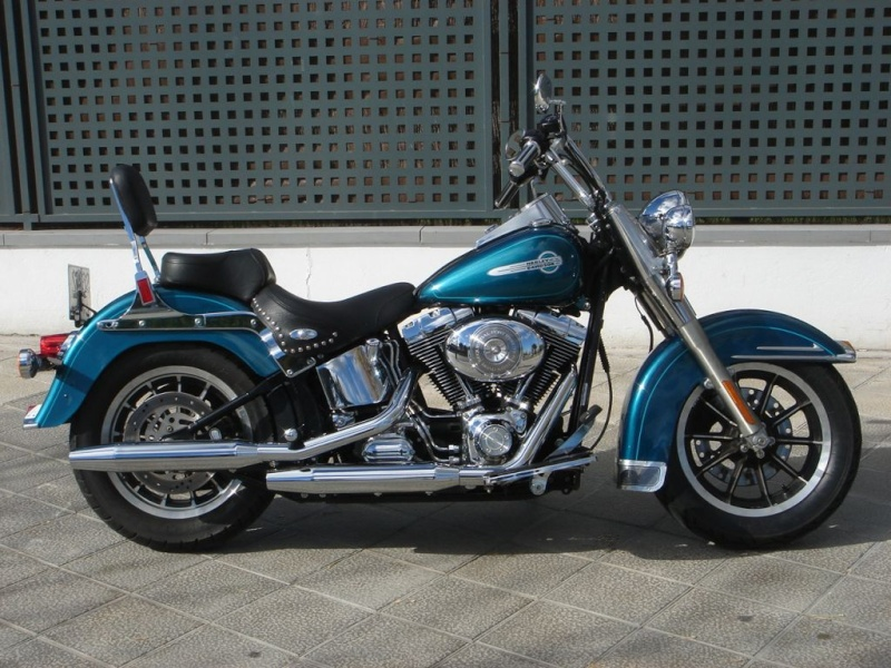 SOFTAIL HERITAGE CLASSIC 2004 217