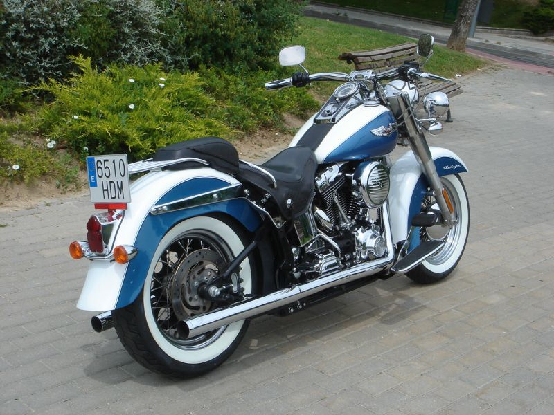 Softail Deluxe 2005 510