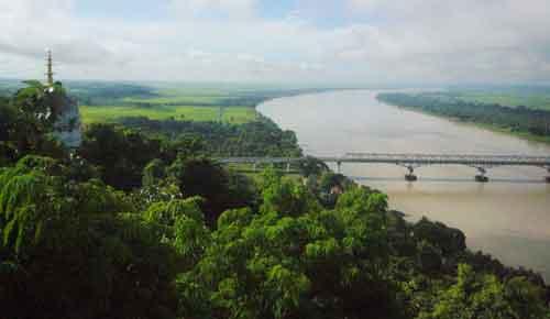 ကုလားတန္ (သို႔မဟုတ္) ကစၧပနဒီ သုိ႔ . . . Sss10