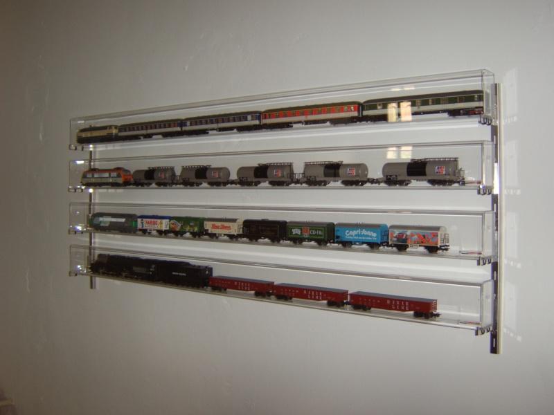 vitrine pour rame entière Sta60010