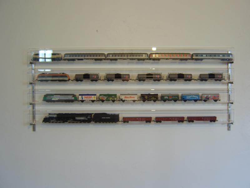 vitrine pour rame entière Sta60011