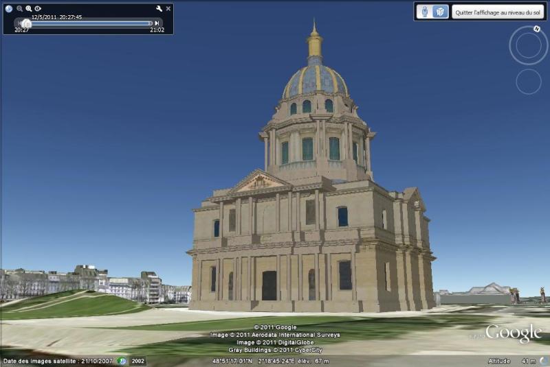Grands Monuments du Monde en structure 3D [Sketchup] - Page 2 Chapel10