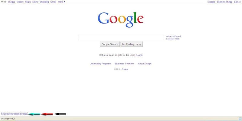 Change background image For Google Page Ekn4i010