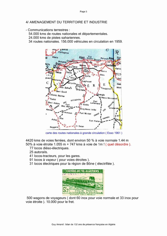 LA FRANCE N'A PAS A ROUGIR de ce qu'elle a fait en ALGERIE 26-bil15