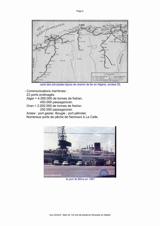 LA FRANCE N'A PAS A ROUGIR de ce qu'elle a fait en ALGERIE 26-bil16