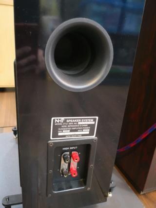 NHT VT2 Floorstand Speakers Img_2027