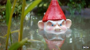 Revenge is a dish best served with cold cuts Gnome10