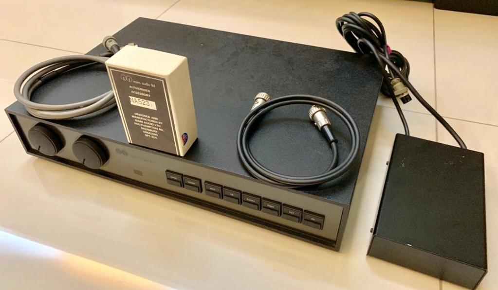 Naim NAC 102 //+ MC phono stage//+ BLACK SNAIC//+ Grey Interconnect //+NAPSC// 610