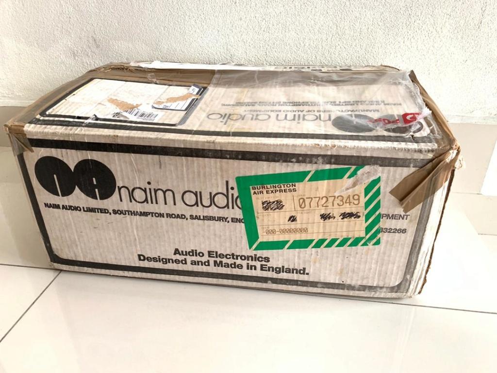 Naim NAC 102 //+ MC phono stage//+ BLACK SNAIC//+ Grey Interconnect //+NAPSC// 810