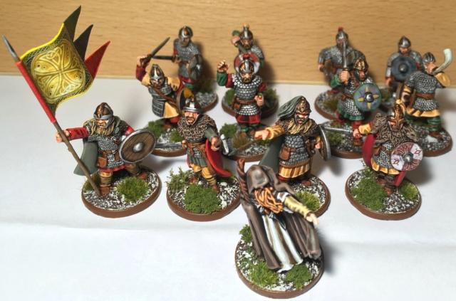 [SAGA] Quelques figurines pour l'Age des Vikings !  Gardes10