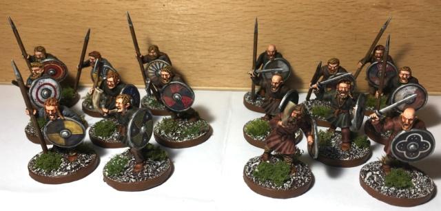 [SAGA] Quelques figurines pour l'Age des Vikings !  Guerri10
