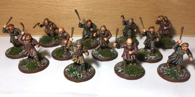 [SAGA] Quelques figurines pour l'Age des Vikings !  Levzoe10