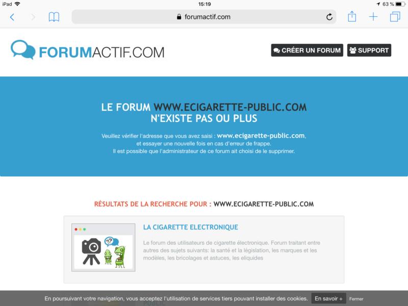 Aie aie aie : problème de sécurité sur le forum 24a27510