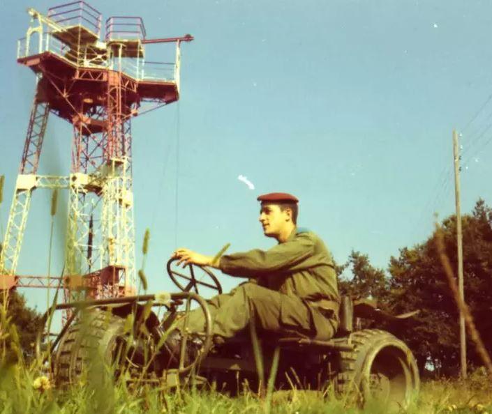 La tour de Départ du camp d'Idron et aussi les JPO Aamci_17