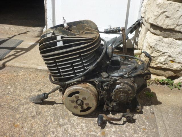 Yamaha 250 dtmx flat track ou scrambler P1170115