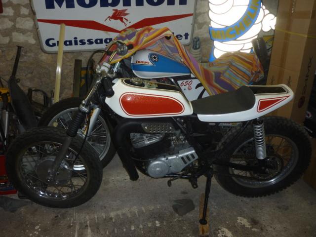 Yamaha 250 dtmx flat track ou scrambler - Page 2 P1170221