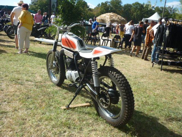 Yamaha 250 dtmx flat track ou scrambler - Page 2 P1170224