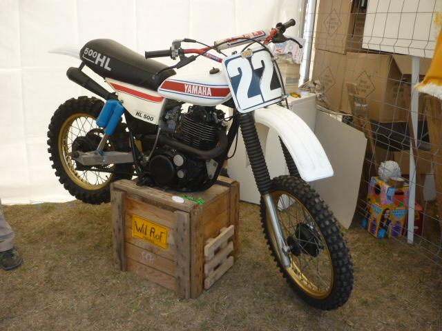 Yamaha 250 dtmx flat track ou scrambler - Page 2 P1170316