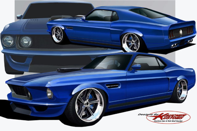 Ford Mustang 69 Layout10