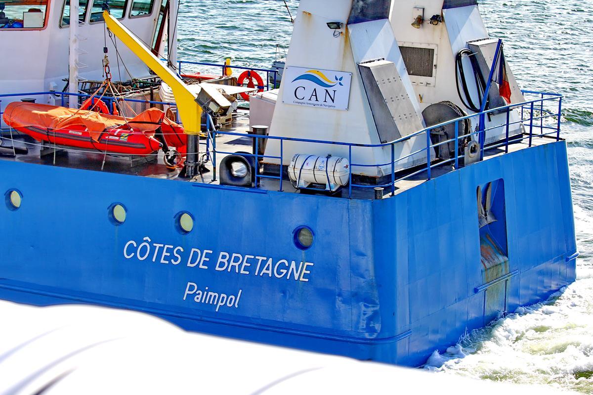 [Vie des ports] LE PORT DE LORIENT VOLUME 003 - Page 9 Groix130