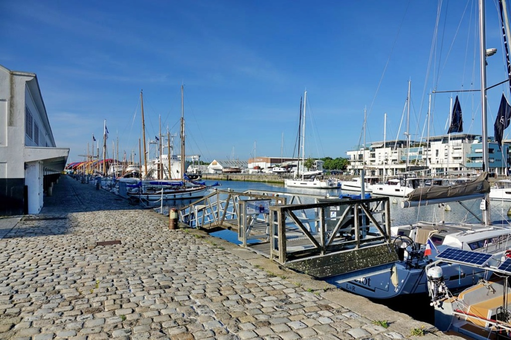 [Vie des Ports ] Port de La Rochelle  Ile_d114