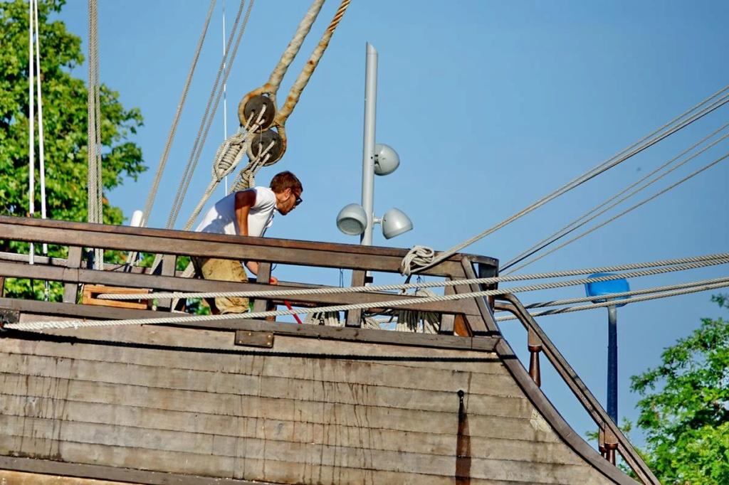 [Vie des Ports ] Port de La Rochelle  Ile_d124