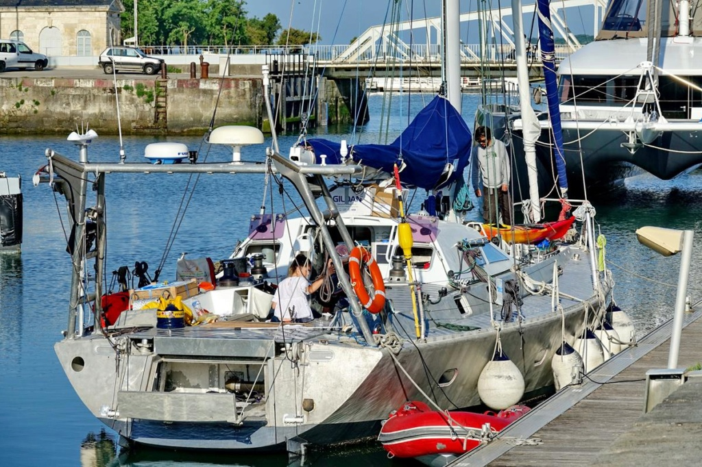 [Vie des Ports ] Port de La Rochelle  Ile_d162